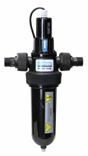 Vízszűrők UV védelemmel